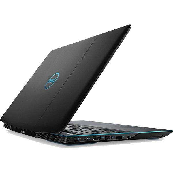 Dell Gaming G3 3500 Core i5 Gen 10 được hoàn thiện từ vỏ nhựa giúp giảm trọng lượng máy nhưng vẫn đảm bảo độ bền và chống va đập