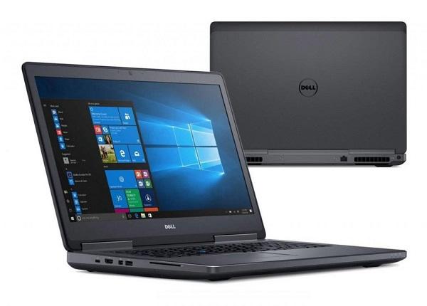 Dell Precision M7720 Xeon E3 1535M - Thiết kế đẹp, mạnh mẽ và chỉn chu đến từng chi tiết