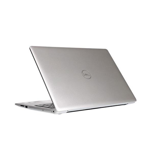 Dell Inspiron 3593 có phần khung vỏ chắc chắn và thiết kế bắt mắt